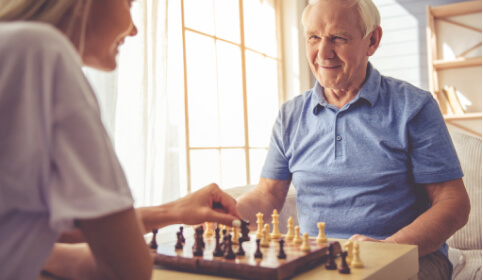 Companionship and Engaging Activities