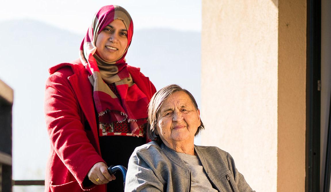 Caregiver Backup and Support