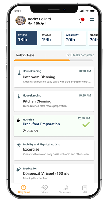 caregiver-app